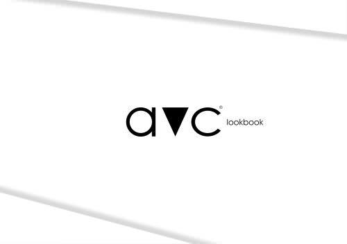 Avc Catalogue Mini Lookbook Avc Pdf Catalogs Documentation