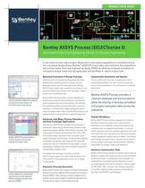 Bentley AXSYS.Process