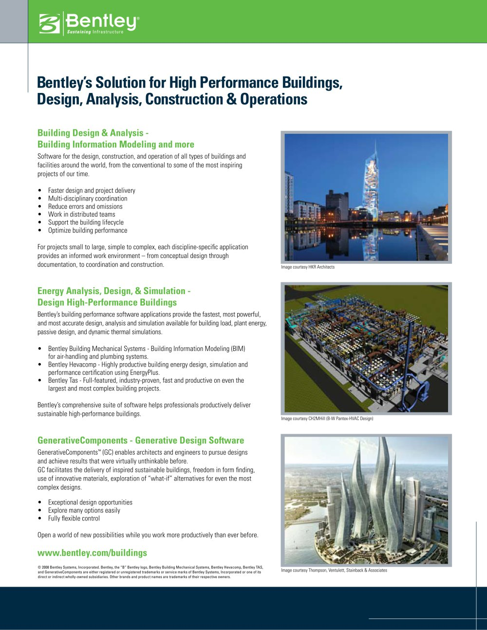 Building products brochure 1 1 pages