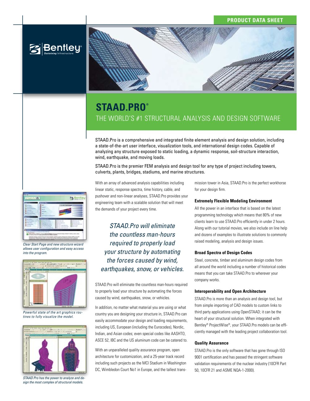 staad pro latest version