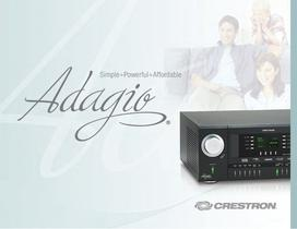 ADAGIO BROCHURE 2009