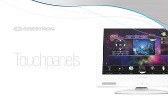 Creston Touchpanels