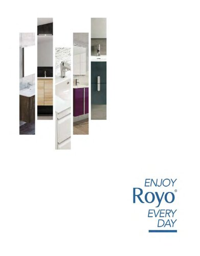 Bannio Muebles Bano.Export Royo 2017 Royo Group Pdf Catalogs Documentation