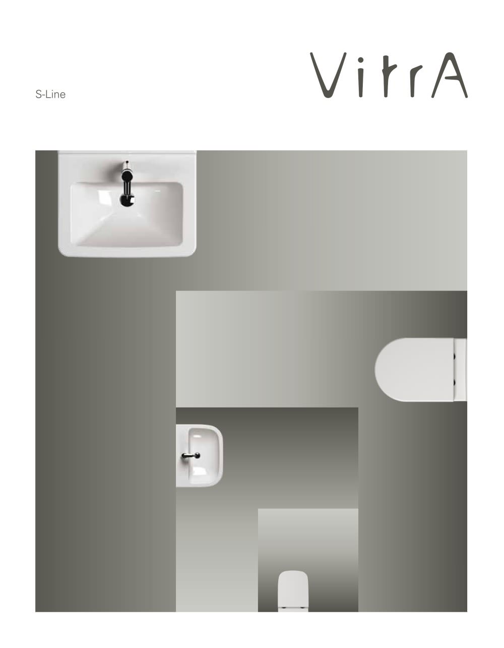 S Line Brochure   1   145 Pages. S Line Brochure   VitrA   PDF Catalogues   Documentation   Brochures