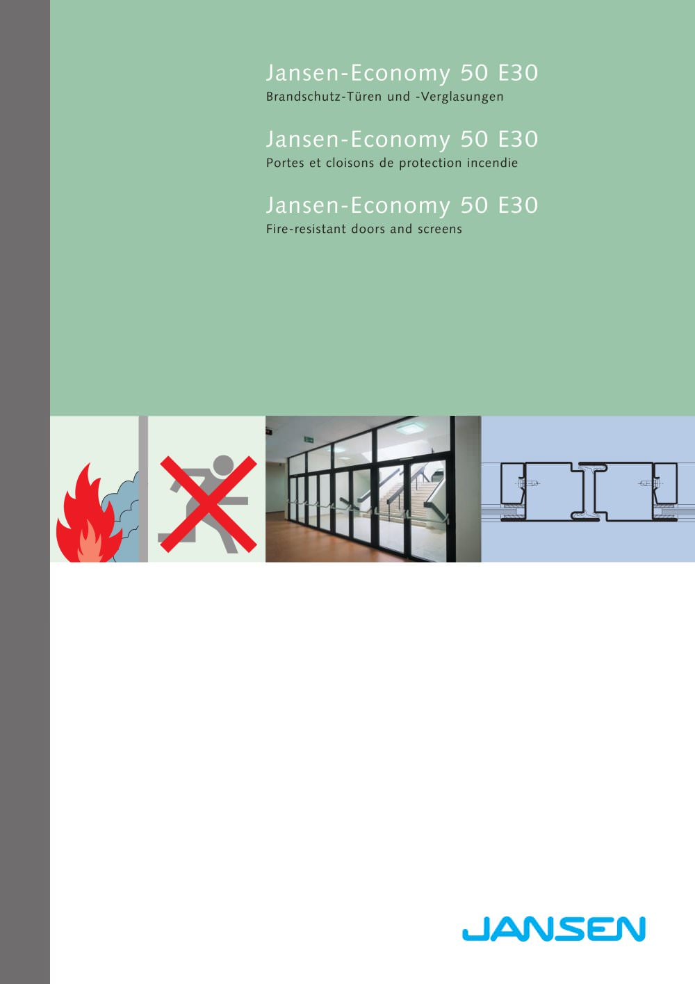 Jansen Economy 50 E30 Jansen Pdf Catalogs Documentation