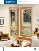 Premium Vinyl Windows and Patio Doors