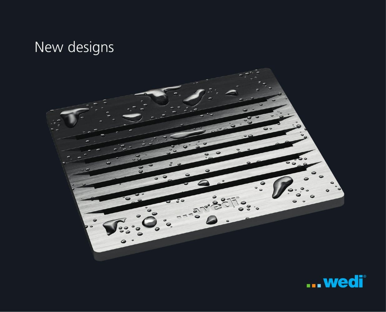 Wedi Emsdetten drain cover designs wedi gmbh pdf catalogues
