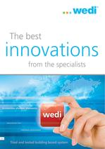 The best innovations from the specialists - New products 2012