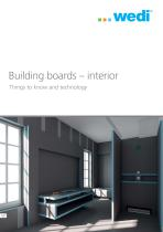 Things to know and technology - Building boards  interior