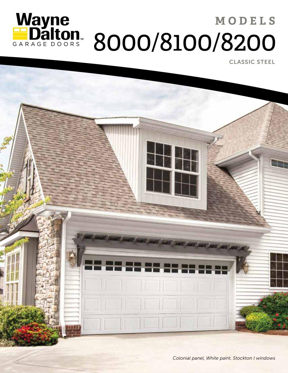 r stockton insulated doors garage ranch buckeye high stocktonii ii with door windows value dalton black wayne