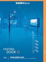 Pivoting Door