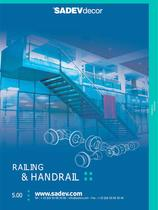 Railings and handrails SADEV Decor