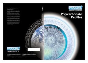  Polycarbonate Profiles