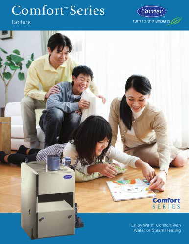Comfort Series Boilers