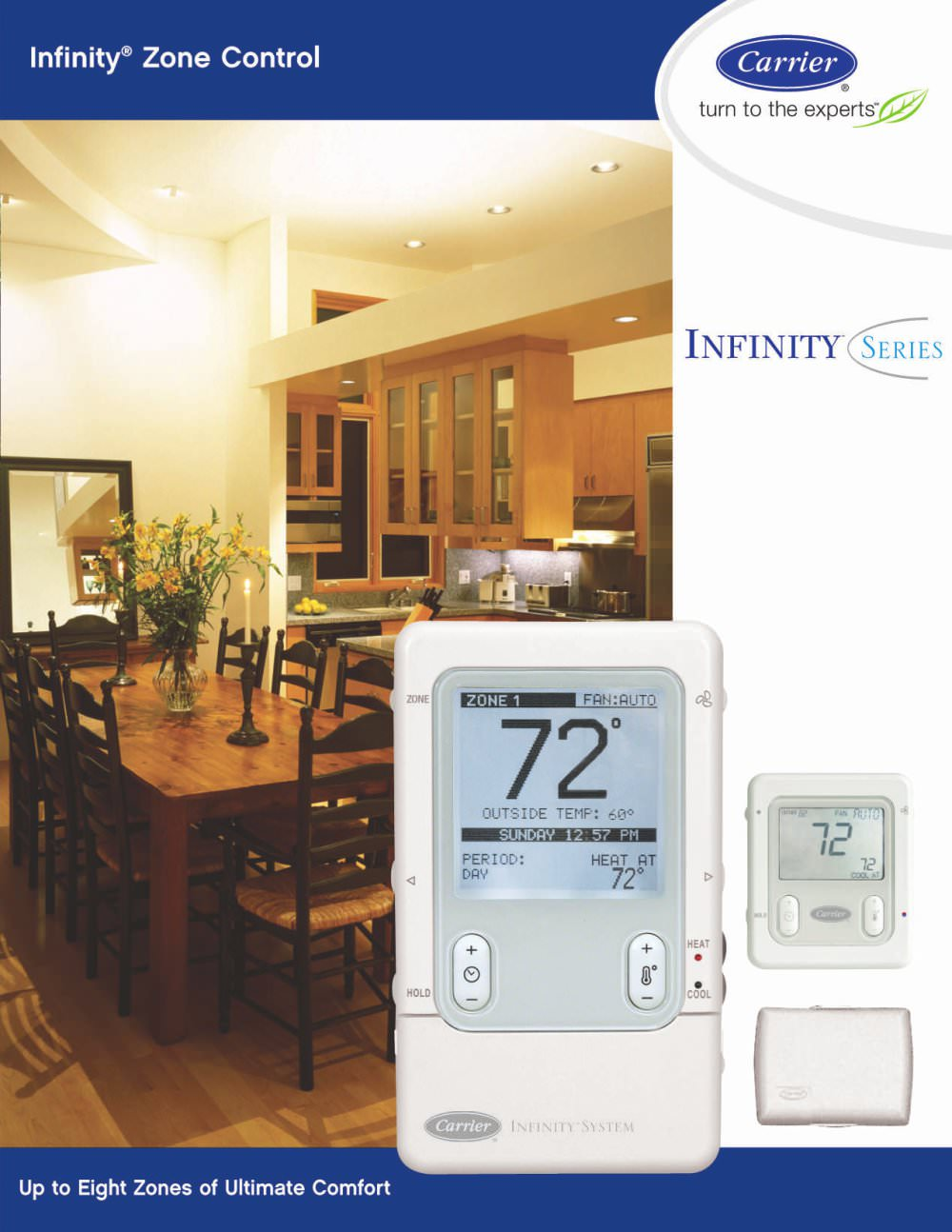 hvac programming the infinity of pin thermostat carrier wifi