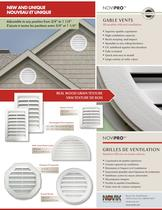 Gable vents