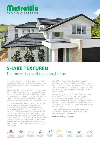 Shake Textured