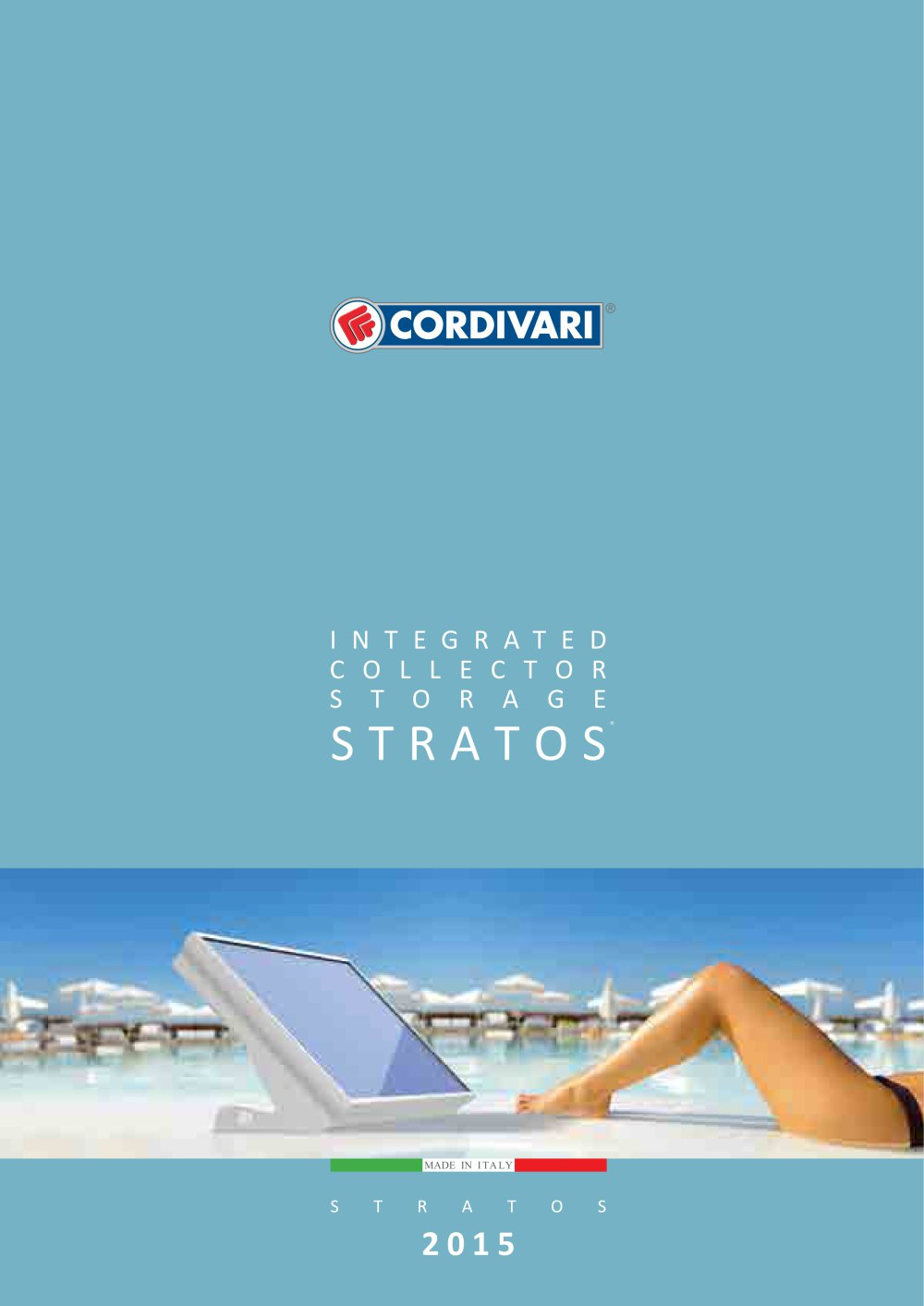 SISTEMA STRATOS   1 / 16 Pages