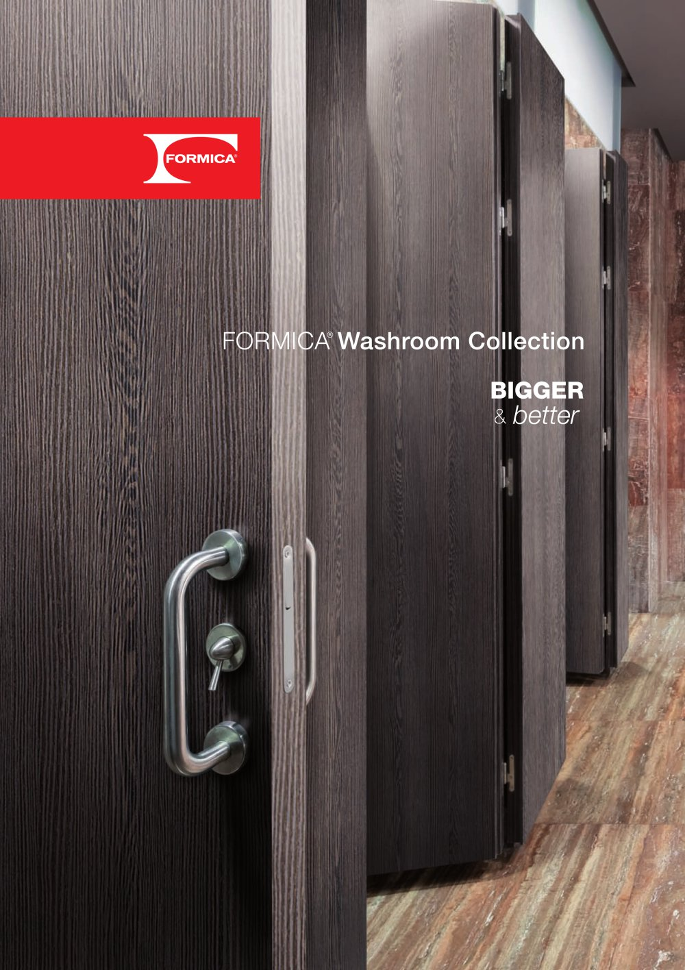 Formica® Washroom Collection - 1 / 24 Pages & Formica® Washroom Collection - FORMICA - PDF Catalogues ...