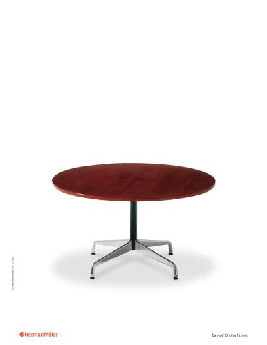 Eames Tables Eames Tables Dining Tables Product Sheet