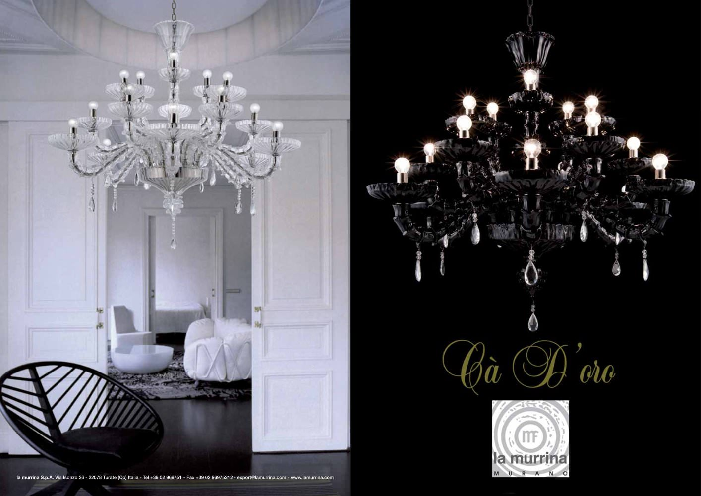 ca\' d\'oro - la murrina - PDF Catalogues | Documentation | Brochures