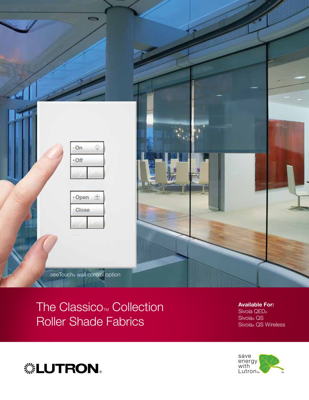 Classico Collection brochure - LUTRON ELECTRONICS - PDF Catalogues ...