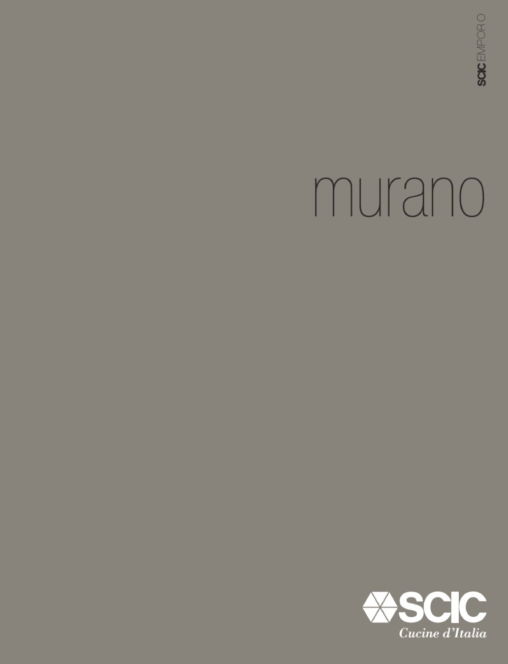 MURANO - SCIC - PDF Catalogs | Documentation | Brochures