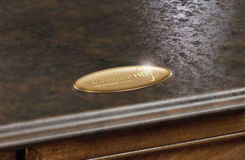 Wilsonart® HD™ High Definition™ Laminate Brochure