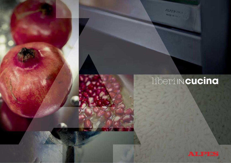 Liberi in cucine - ALPES-INOX - PDF Catalogs | Documentation | Brochures