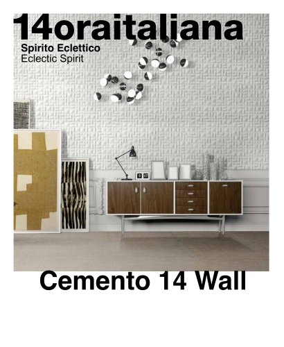 Cemento 14 Wall