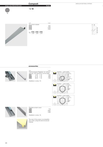 Internal lighting systems 2009-2010