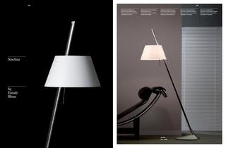 Floor lamp:Sinclina