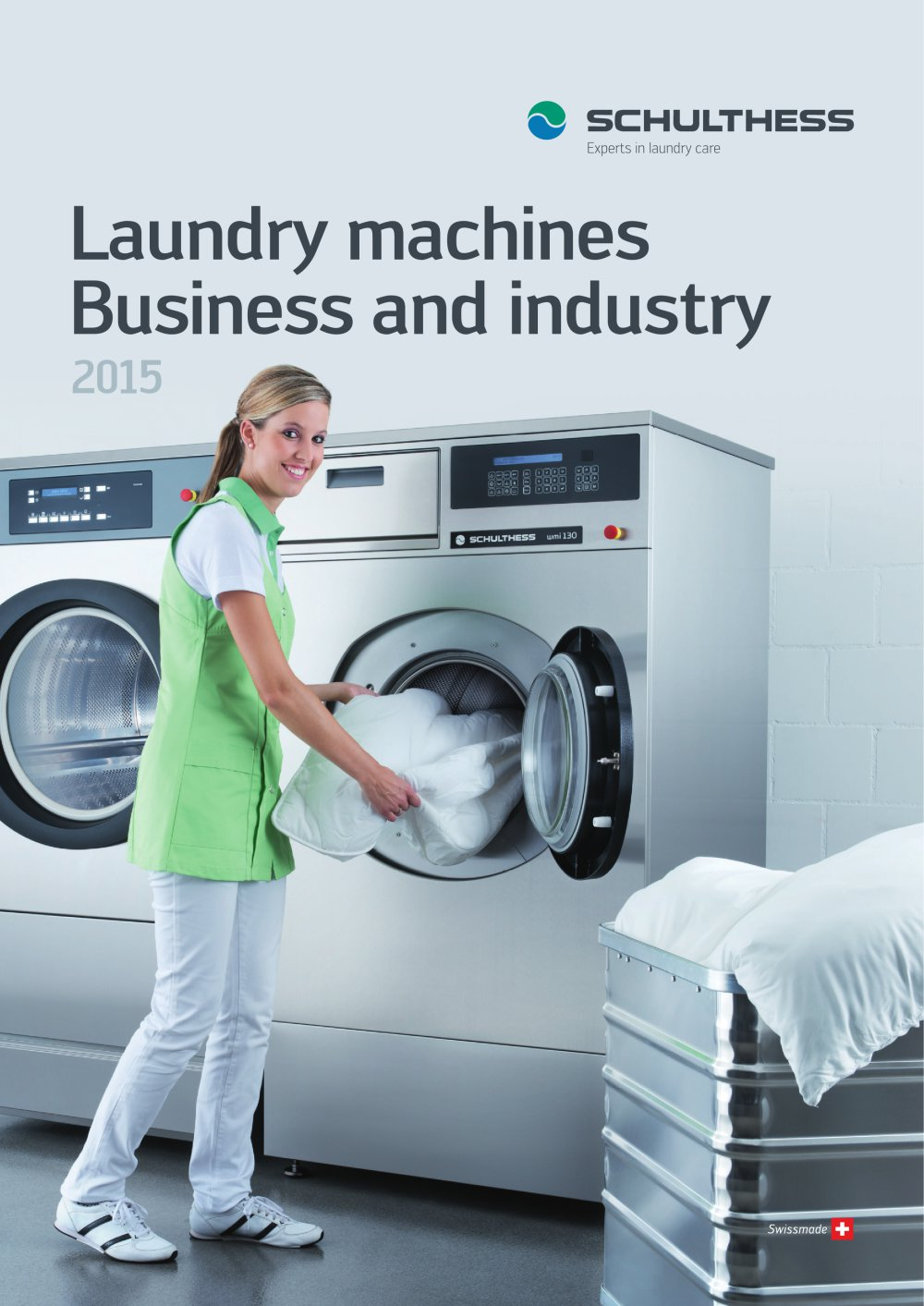 Laundry Machines Business And Industry 34 Pages