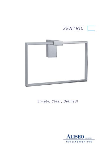 ZENTRIC Bathroom Accessories