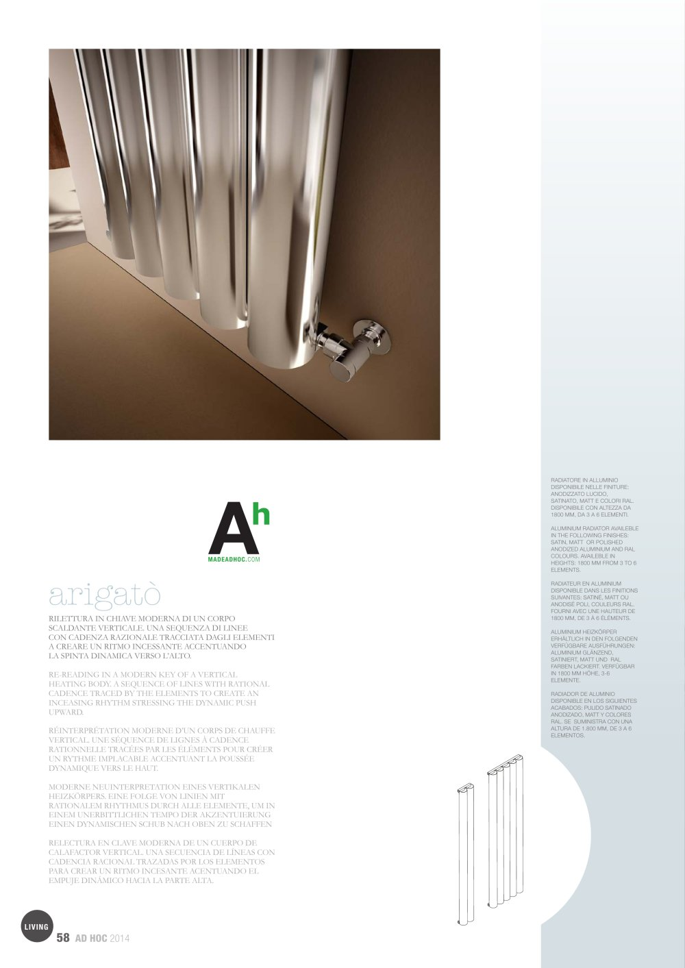 Arigato - HOX - PDF Catalogues | Documentation | Brochures