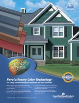 Colorscapes Premium Vinyl Siding