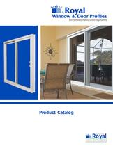 RoyalPlast Patio Door Systems