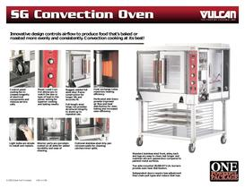 SG series Convection Oven
