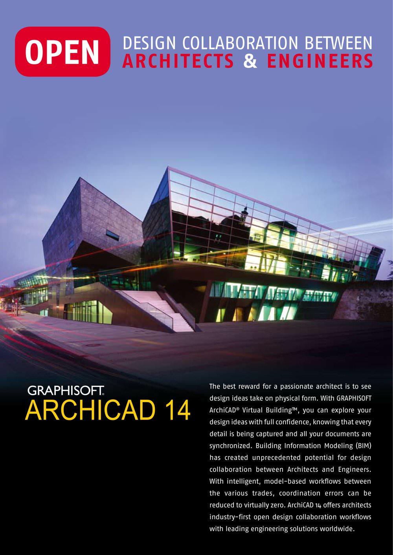 ArchiCAD 14 - short version - Graphisoft - PDF Catalogues ...
