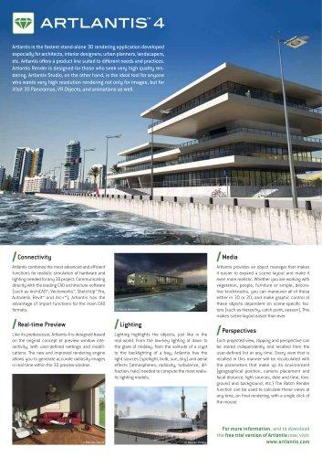 Artlantis 4 - Graphisoft - PDF Catalogs | Documentation | Brochures