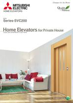 Home elevators - Series-SVC200