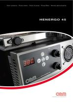 Convection ovens - HENERGO 45 series