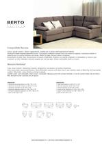 Baccara Sectional Sofa