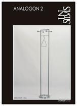 ANALOGON 2, coat stand