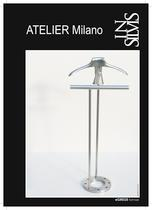 ATELIER Milano, valet stand