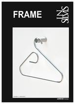 FRAME, coat hangers 