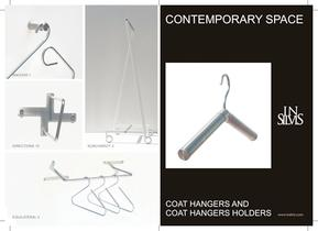 Insilvis Contemporary Space - Coat Hangers and Coat Hangers Holders
