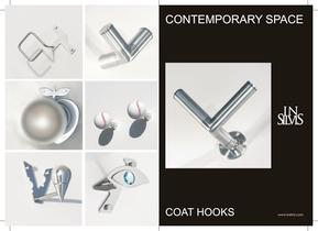 Insilvis - Contemporary Space - Coat Hooks