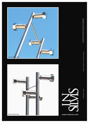 Insilvis MECHANIKA, coat stands