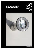 Insilvis SEAWATER, coat hook